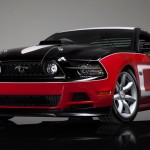George Follmer Edition Mustang