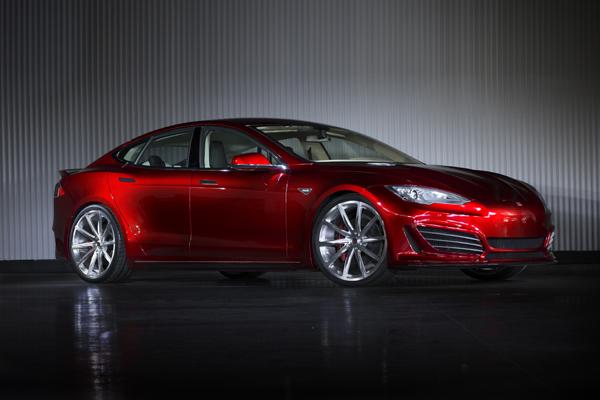 Tesla S FOURSIXTEEN