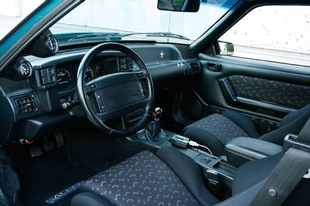 93-0082 Saleen Mustang