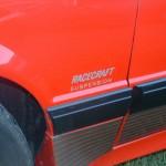 91-0066 Saleen Mustang convertible