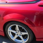 99-0002 S281 SC Speedster, Liz Saleen demo