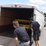 2015 302 Black Label unloading - Carlisle Ford Nationals