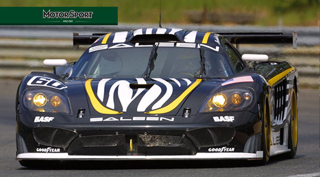 Motorsport Magazine: Saleen S7R Le Mans