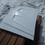 "XP hood repair for Project ""Big White"""