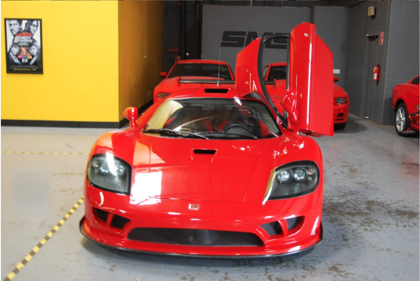Saleen S7 Competition