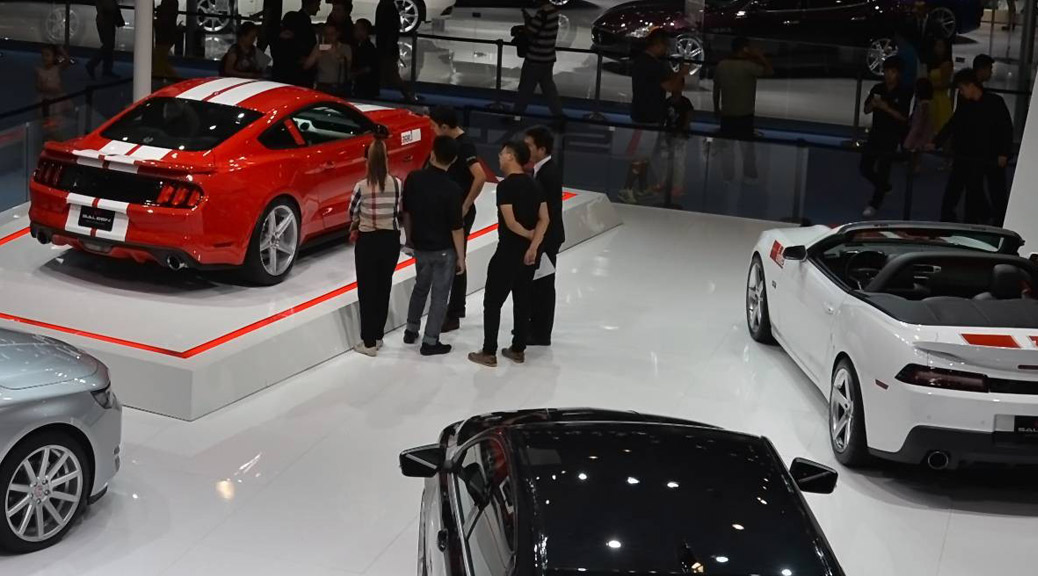 The 18th Annual Chengdu Motor Show