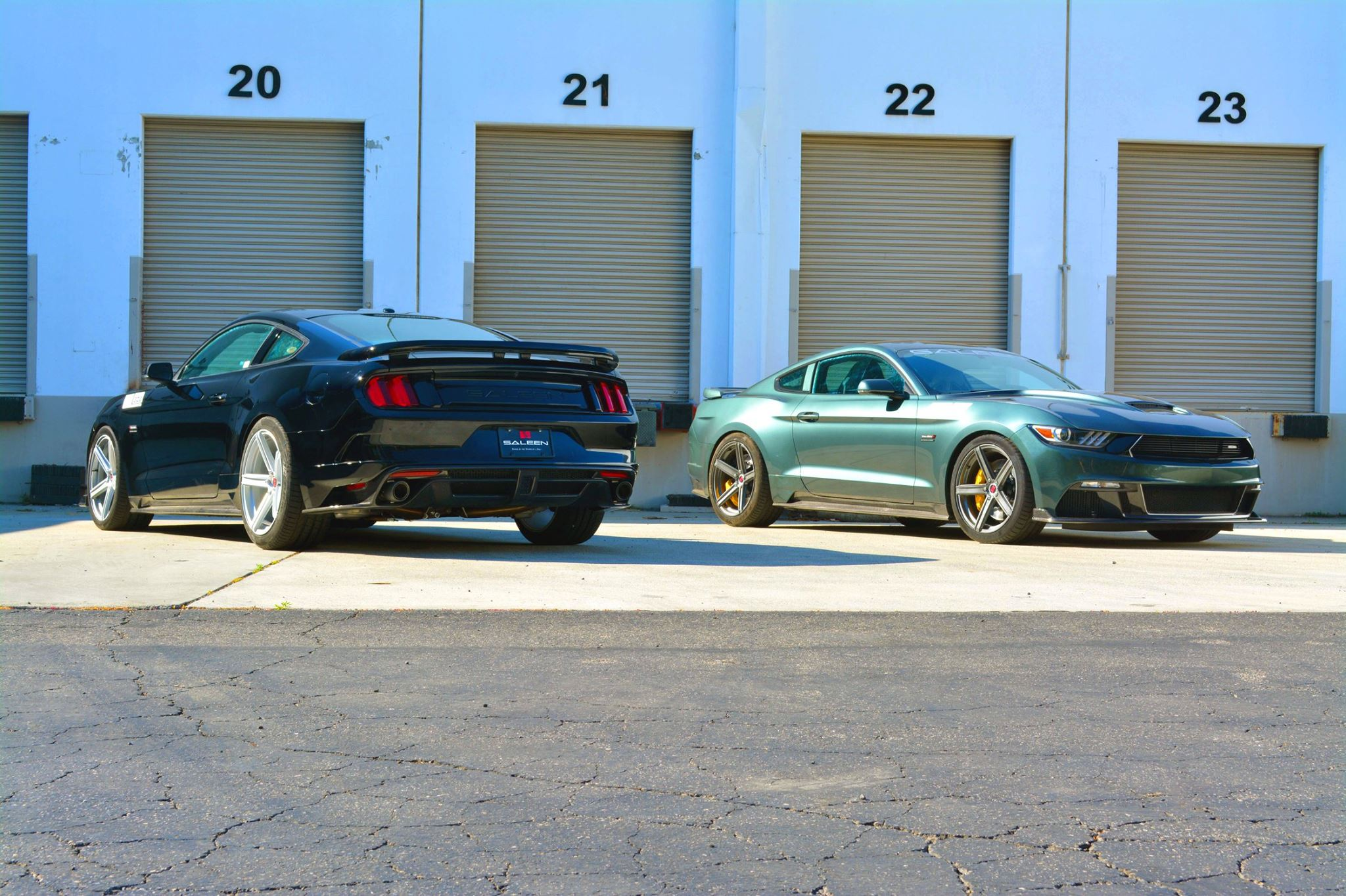 2015 302 Black Label coupes: Shown in hues Black and Guard