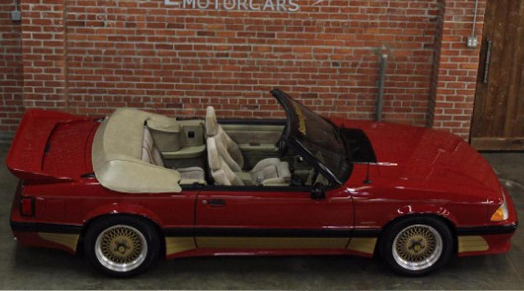 88-0666 Saleen Mustang