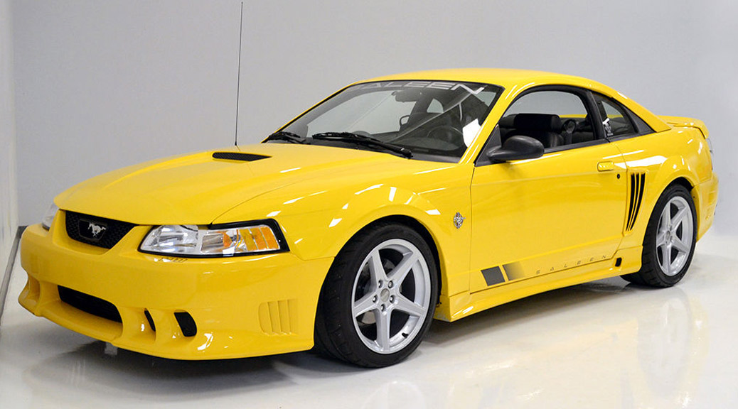 Chrome Yellow S281 Sc Coupe 99 0198 Hits Ebay Saleen Owners And