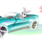 Race Towards Easter