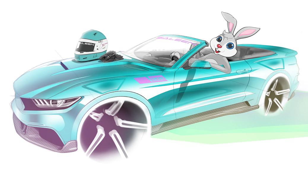 Race Towards Easter