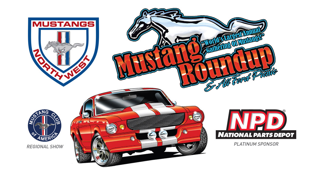Mustangs Northwest Roundup 2016