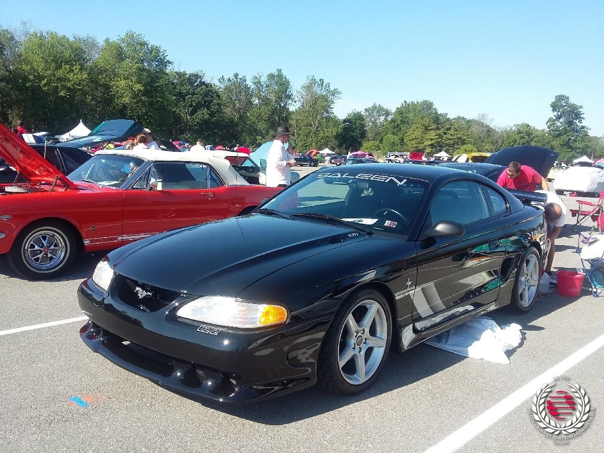 95-0122 S351 @ Mustangs on the Niagara