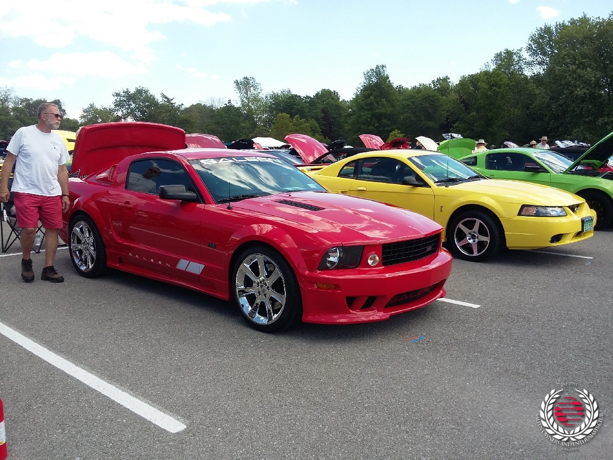 06-0355 S281 SC @ Mustangs on the Niagara