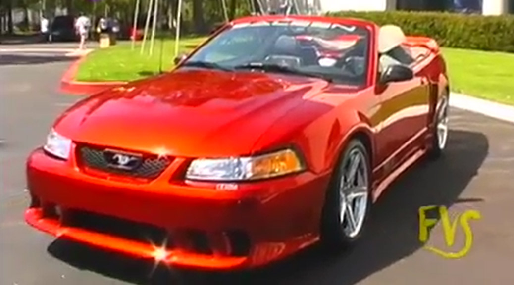 2003 Saleen Show & Open House