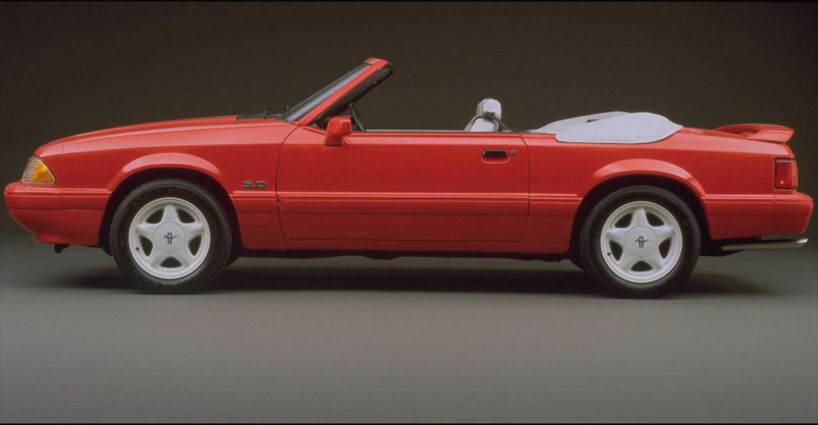 "1992 1/2 Mustang LX ""Spring Feature Car"""