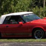 90-0096 Saleen convertible