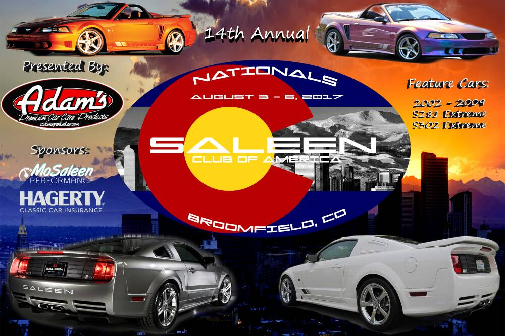 14th Annual Saleen Club of America Nationals