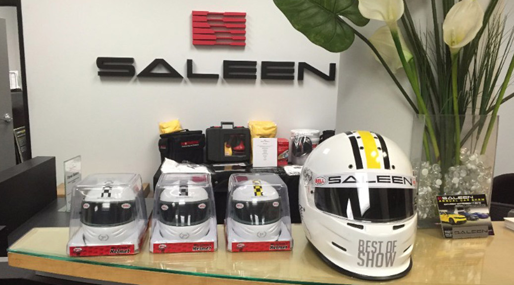 20th Annual Saleen Show and Open House