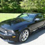 2005 Ford Mustang Saleen fastback (Barrett-Jackson)
