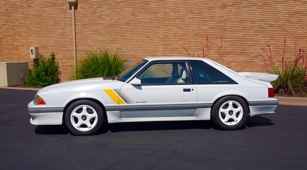 89-0171 Saleen SSC to BJ Scottsdale Auction