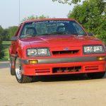 1986 Saleen Mustang