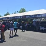 Fabulous Fords Forever 2017, Saleen Display