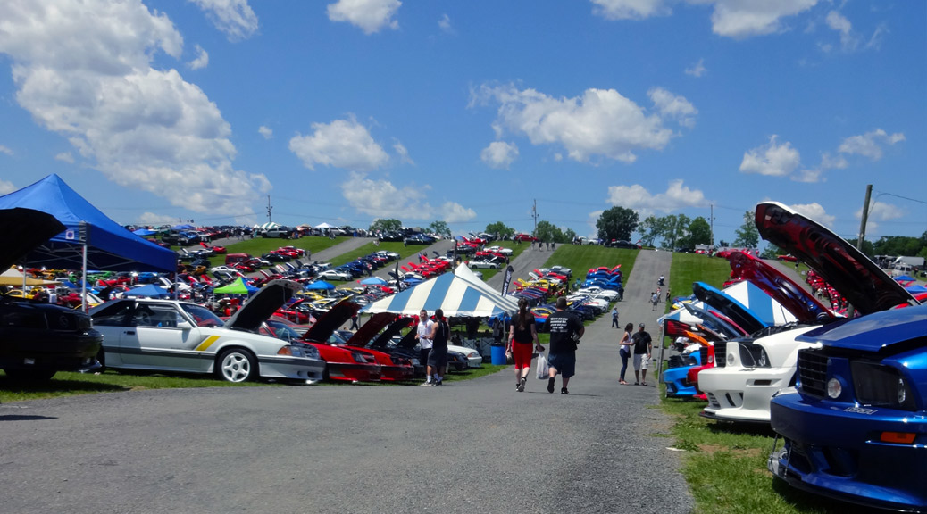 2017 Carlisle Ford Nationals Event Coverage