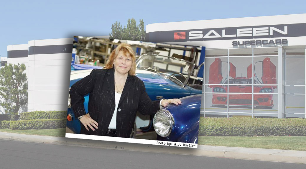 Amy Boylan Named Saleen Automotive COO