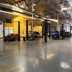 2017 Saleen Production Facility, Corona California.