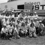 1986 Saleen Autosport Race Team