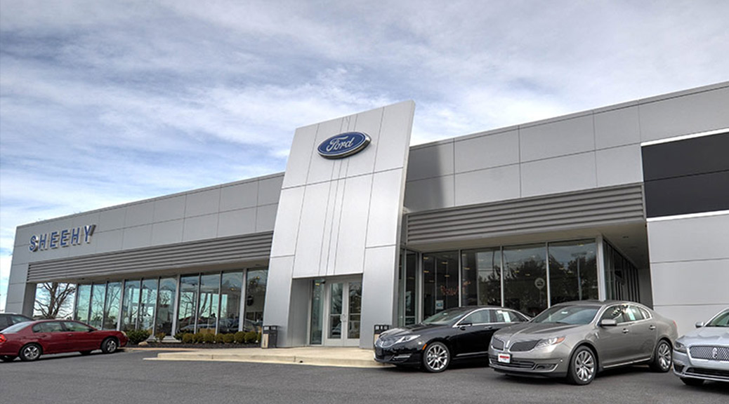 Sheehy Ford New Saleen Dealer
