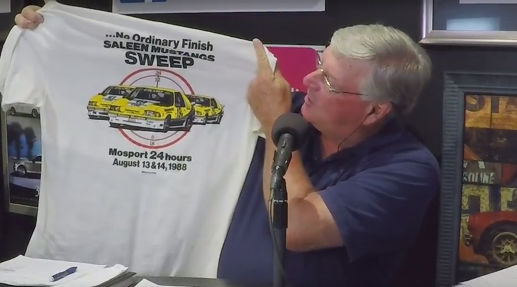 Saleen 30th Anniversary - Drivers Talk Radio