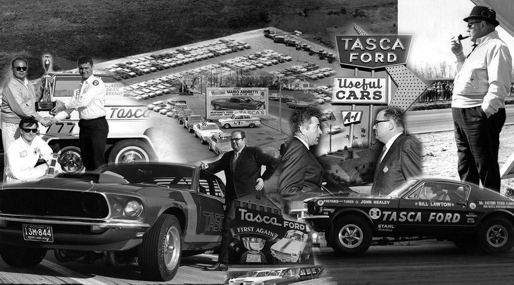 Tasca Ford Saleen Dealer - East Coast