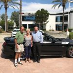 Jeri receives her 2017 S302 Black Label convertible