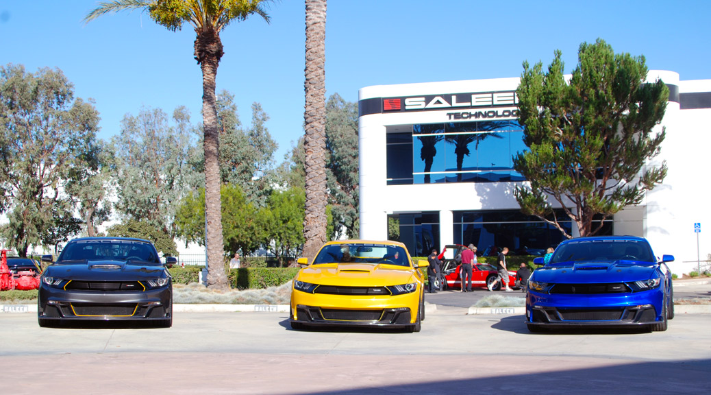21st Annual Saleen Show