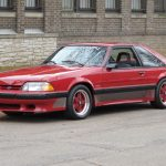 1988 Saleen Mustang (serial #01)
