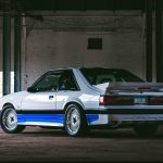 1987 Saleen Mustang - courtesy of Colin Comer