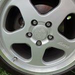 """1993 Stern 17"""" wheel"""