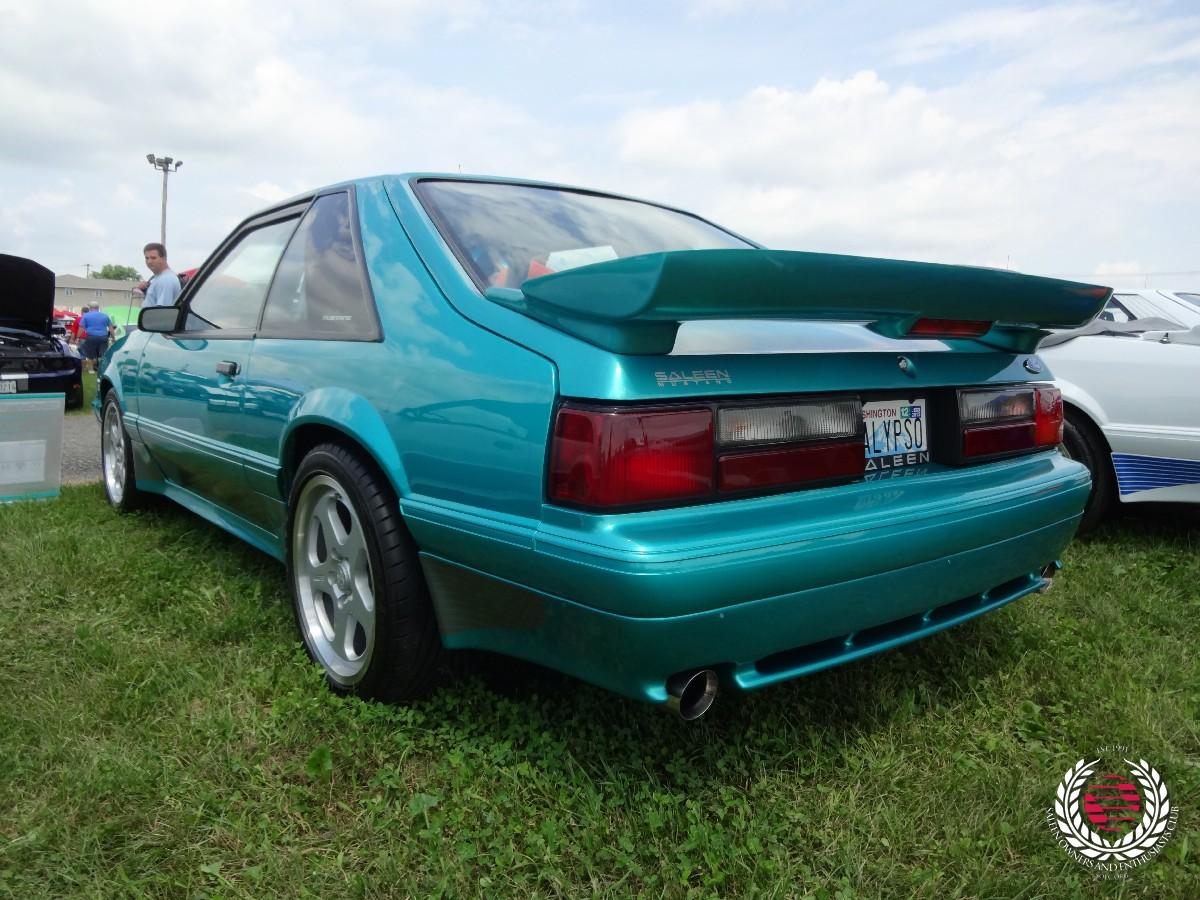 93-0016 Saleen Mustang