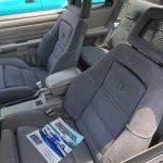 1990 Saleen Mustang interior
