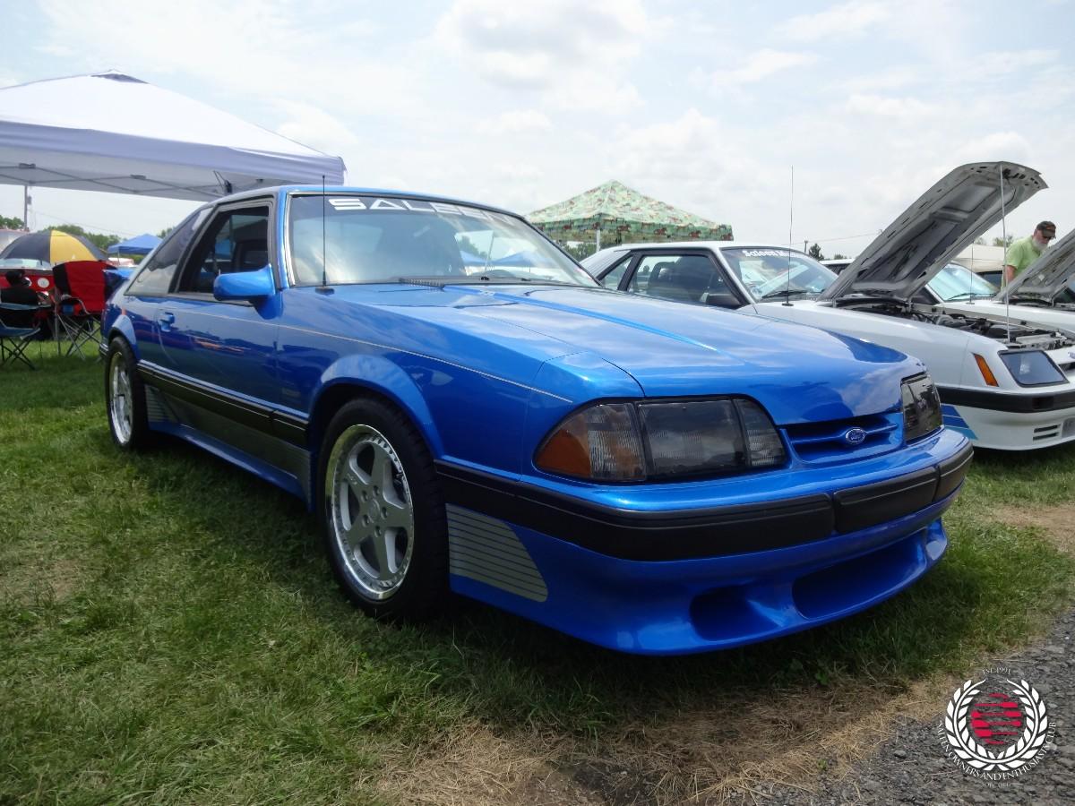 1989 Mustang Saleen Replica Seats