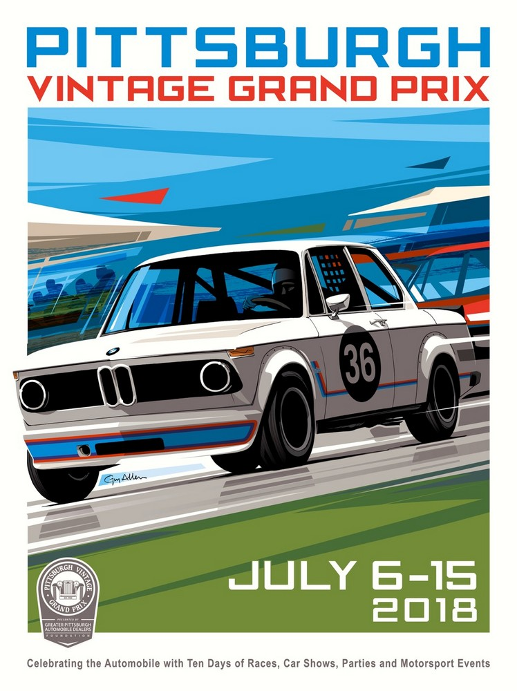 2018 Pittsburgh Vintage Grand Prix