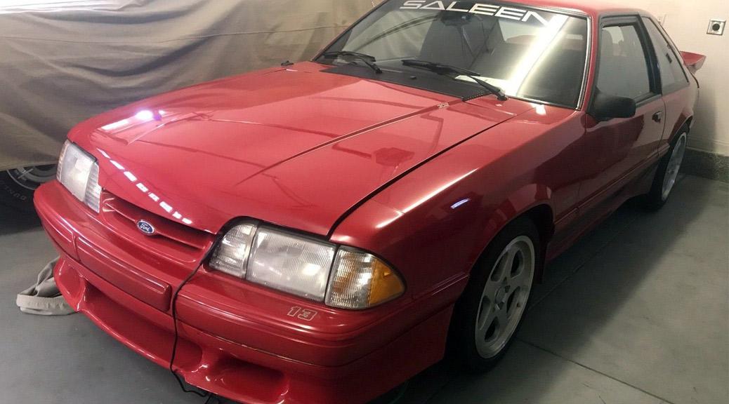 eBay 92-0013 Saleen Mustang