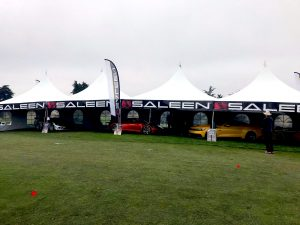 Saleen Automotive: Concorso Italiano 2018