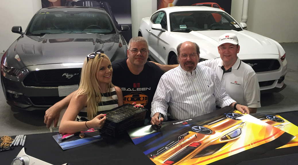 22nd Saleen Show & Open House