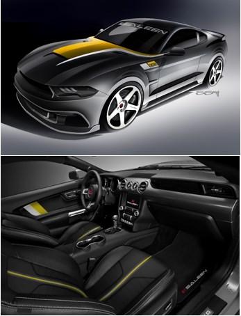 2019 SA-35 Mustang