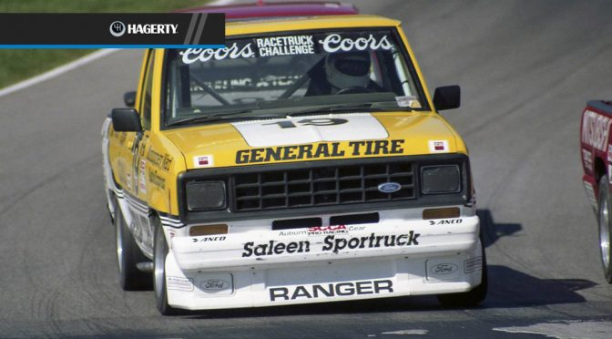 Hagerty: The SCCA Racetruck Challenge