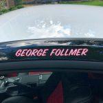 14-014 George Follmer Edition