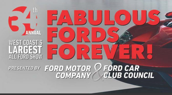 34th Fabulous Fords Forever